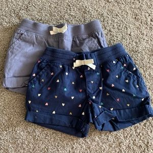 🌟🆕🌟 Carter's Pull-On Twill Shorts